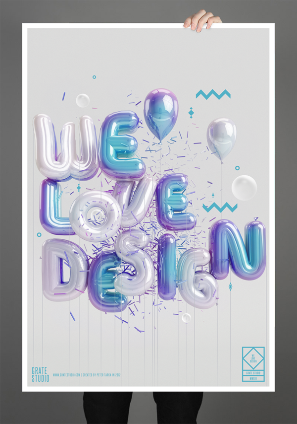 we love design the world of a graphic designer